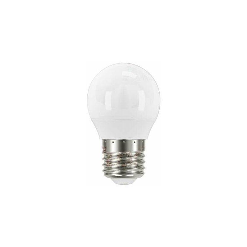 Ampoule LED E27 5,5W G45 équivalent à 40W - Blanc Chaud 2700K