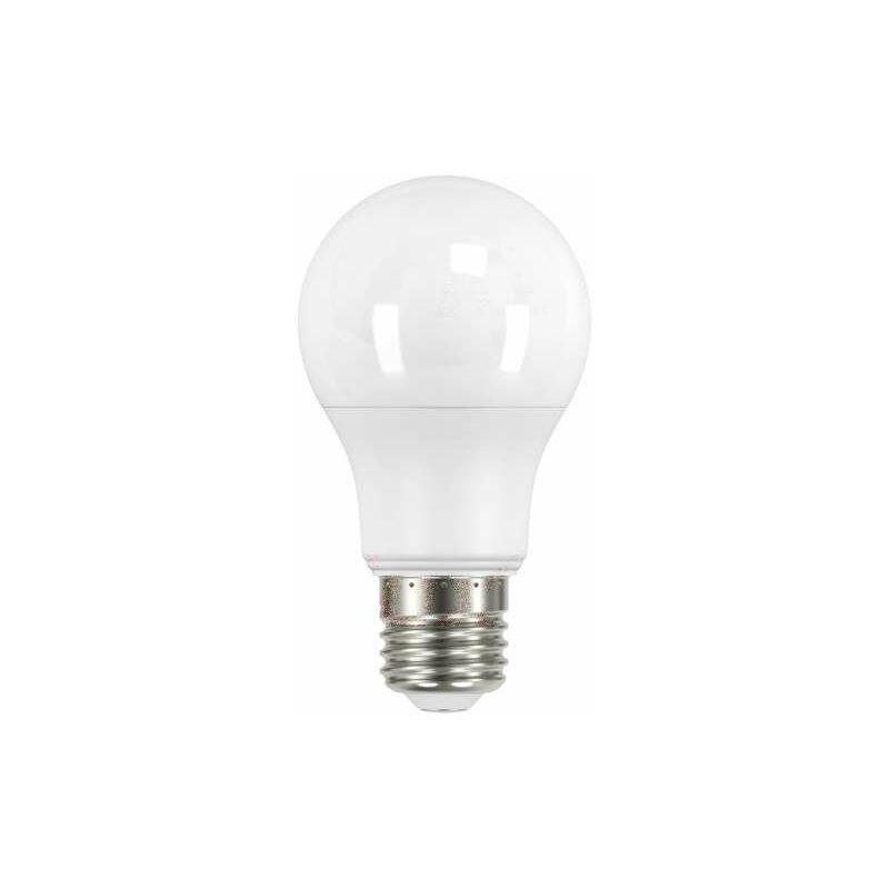 Ampoule LED E27 8,5W A60 équivalent à 60W - Blanc Chaud 2700K