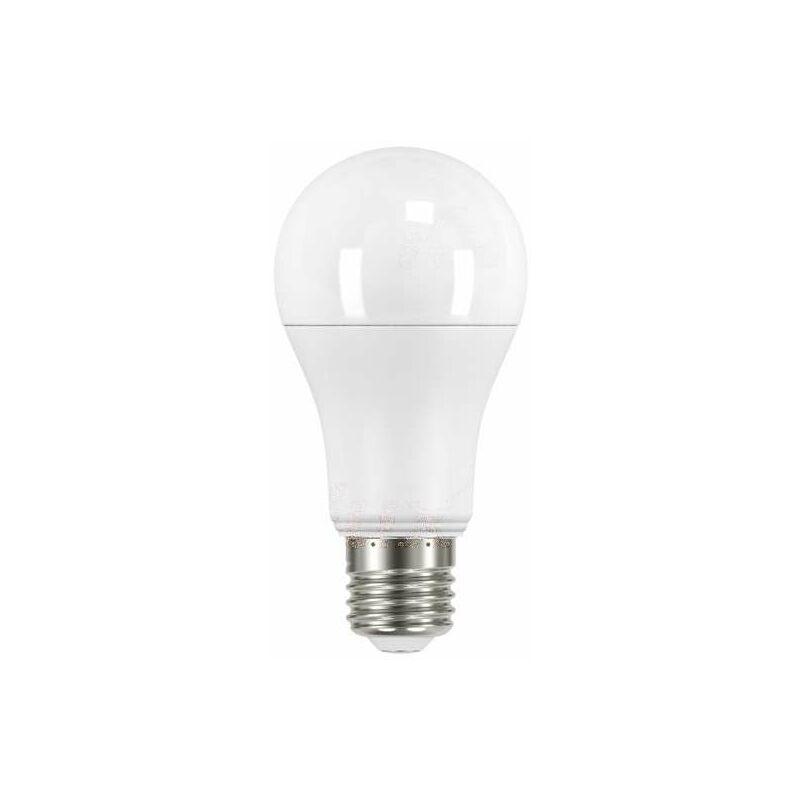 Ampoule LED E27 12,5W A60 équivalent à 75W - Blanc Chaud 2700K