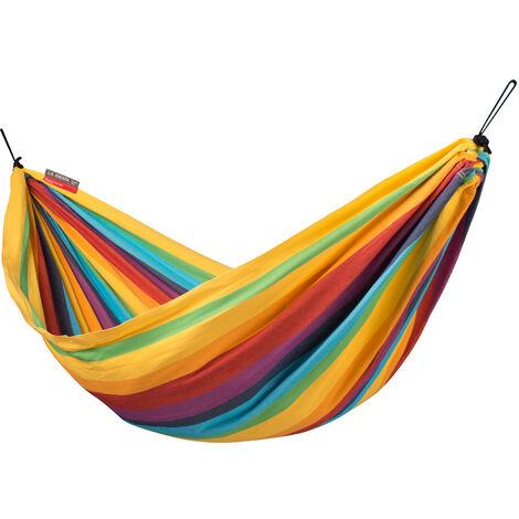 Iri Rainbow - Hamac enfant en coton - Multicolore