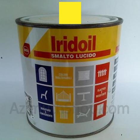 IRIDOIL SMALTO GIALLO SOLE LITRI 0,750