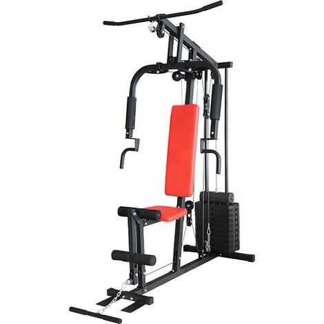 "main image of ""IronMan IM-101 Single Station Home Multi Gym"""