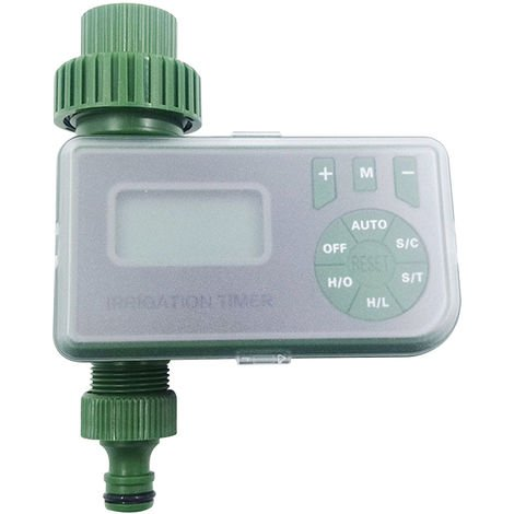 Irrigation Water Timer Controller Garden Electronic Programmable Automatic Watering Timer