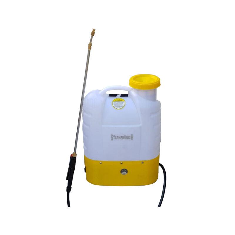Pompa Irroratrice Manuale a Zaino Spalla Volpi Irroratore Nebulizzatore 15 Lt