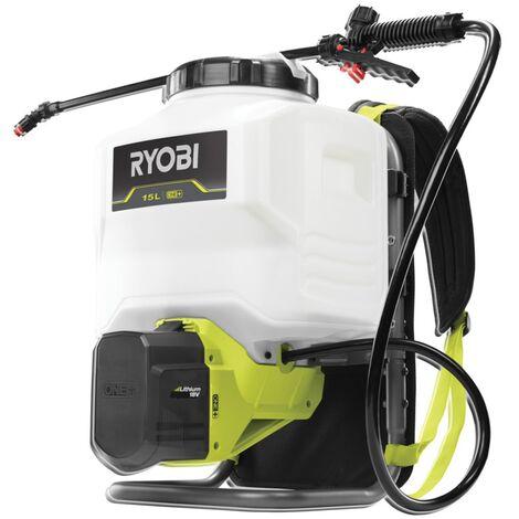 Irroratrice a batteria a zaino Ryobi RY18BPSA-0 - -