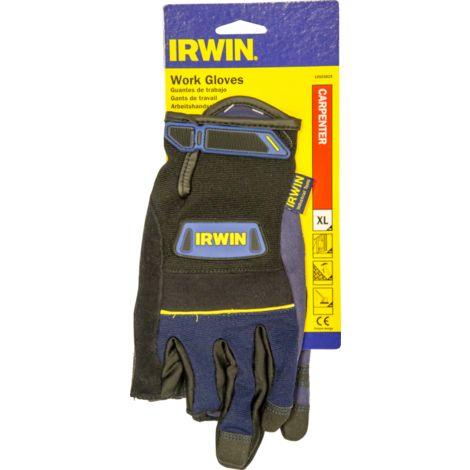 IRWIN 10503829 Guantes carpintero XL