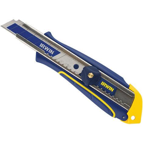 IRWIN IRW10507580 Pro Snap-Off Screw Knife 18mm