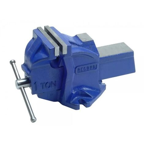 Irwin Workshop Vise with Anvil 100 mm 1 TON-E T41211000