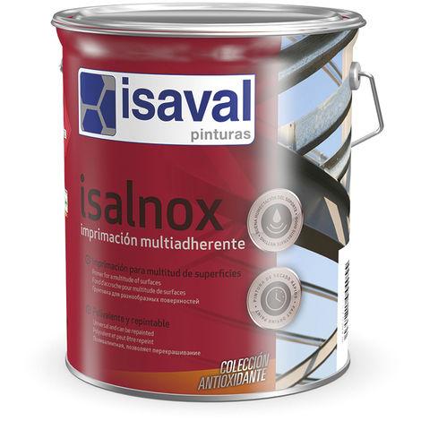 Isalnox impression Multi adhérent à l'eau 0.75L blanc - Isaval