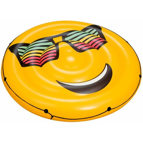 Isla Hinchable Smiley Bestway Summer Stylez Φ188 cm