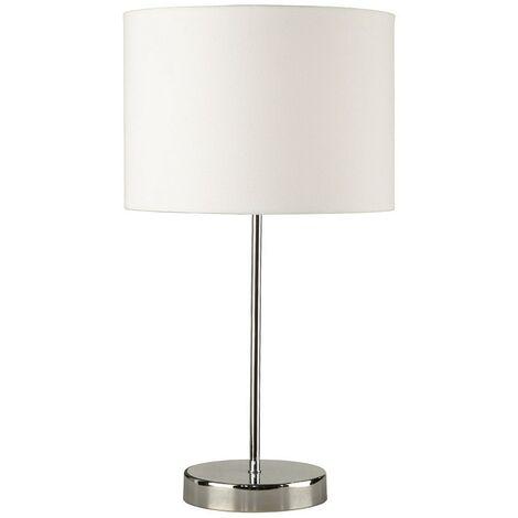 ISLINGTON TOUCH TABLE LAMP SHINY CHROME