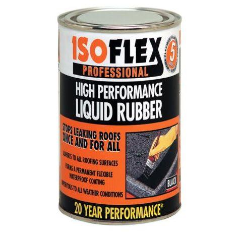 Isoflex Liquid Rubber, Black
