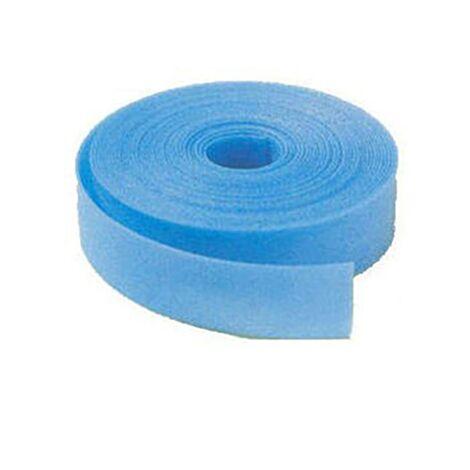 Isolant de bordure - H: 180 mm - épaisseur : 8 mm - le rouleau de 50 ml