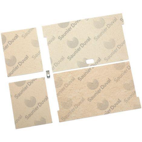 Isolant jupe chaude F ISOFAST Réf. 5723500