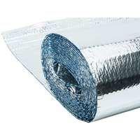 Isolant métallisé 3 couches à bulles d'air Werkapro 12m2 1,25 x 9,6m
