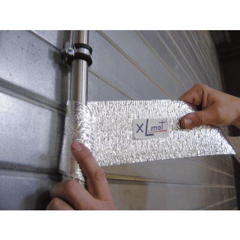 Isolant mince classé feu pour tuyaux