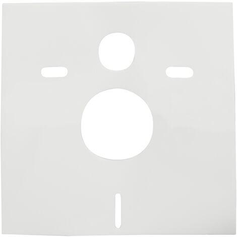 Isolant phonique pour Toilettes suspendues