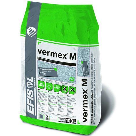 Isolant vrac VERMEX M - sac(s) de 100 L - sac(s) de 100L