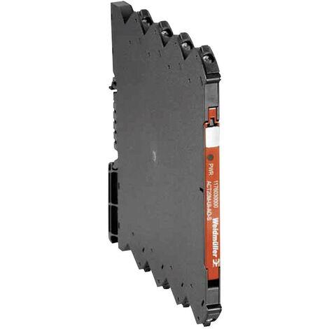 Isolateur/convertisseur de signaux Weidmüller ACT20M-AI-AO-E-S 1176010000 1 pc(s)