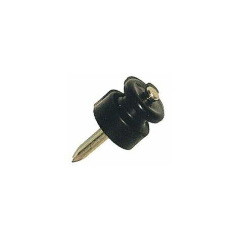 Isolateur de bouton (x100) - berger électrique