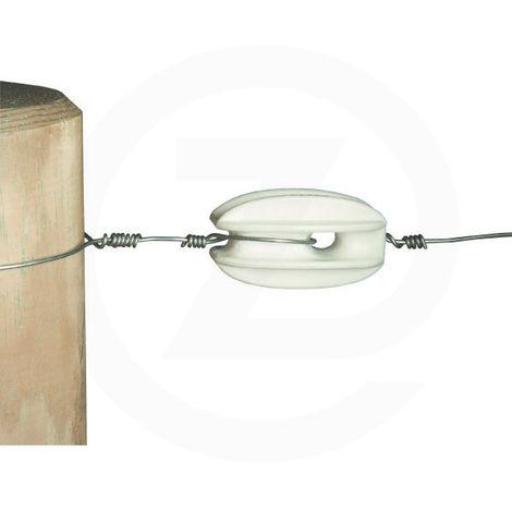 Isolateur cloture fibre de verre - Ako