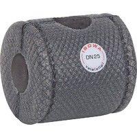 Isolation pour vanne vela (clip) en mousse polyéthylène, gris DN 40