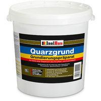 Isolbau Quarzgrund 1 kg - 25 kg Putz Grundierung Putzgrund Haftputzgrund SELEKT