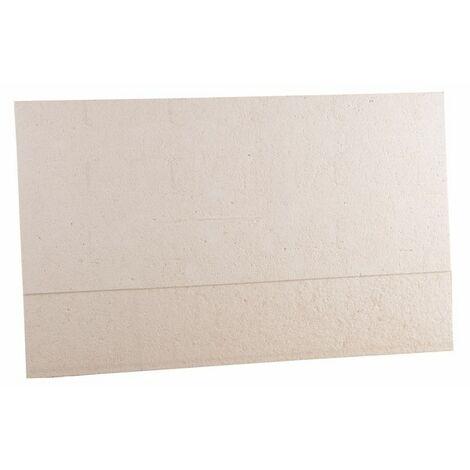 Isolierplatte Hinterseite 32kW - DIFF für Chappée: SX5213290