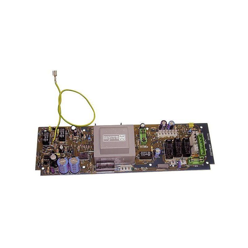 Isoterma controllo 61010592 caldaia e modulo display