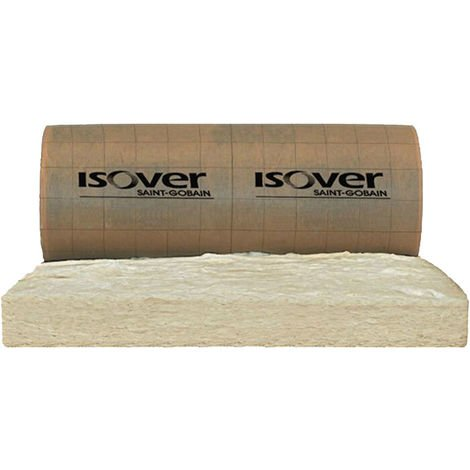 """main image of """"Isover ibr k 4+ feltro per isolamento termo-acustico delle coperture h120 l13mt"""""""