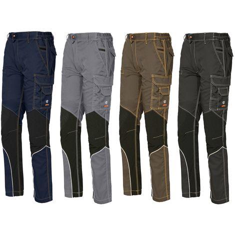 Issa Stretch Extreme pantalon de travail multi-poches