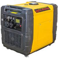 ITCPOWER - Generador Inverter 5/5,2 Kw. Unicamente 35 kg. Silencioso. Corriente 100% estable