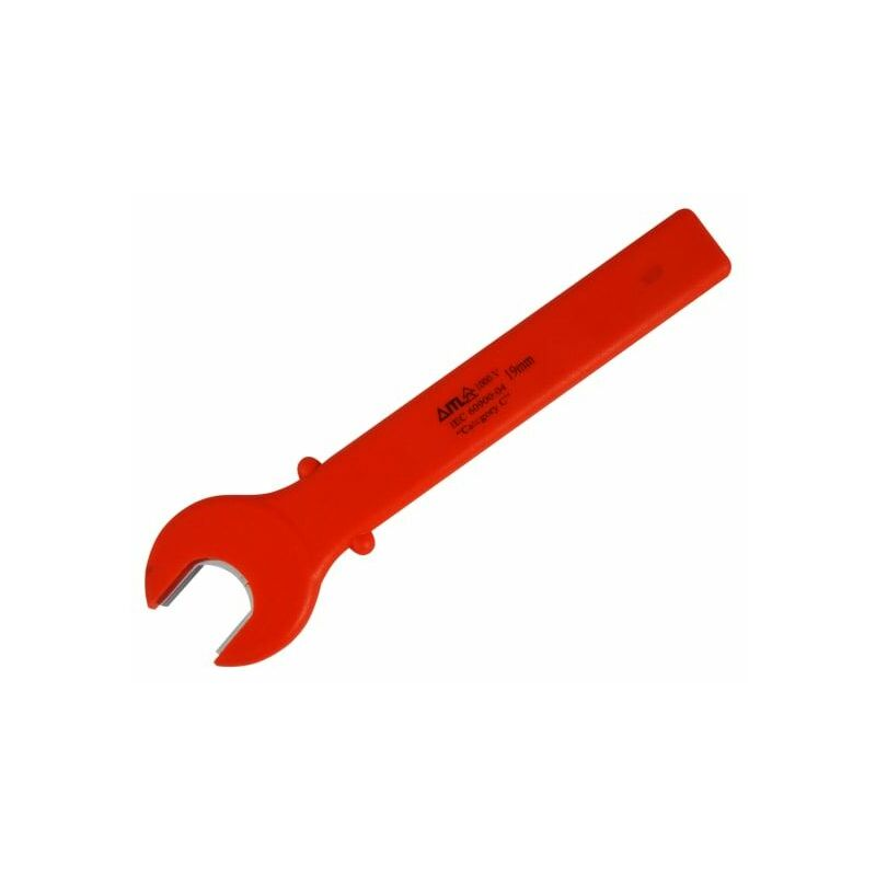 Image of Totally Insulated Open End Spanner 19mm (ITL00360)