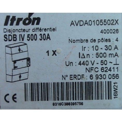 Itron 400 026 Conexi