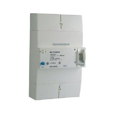 Disjoncteur Triphasé 4P 30A//60A Différentiel Instantané ITRON 400027