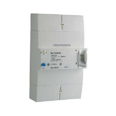 Itron 400027 rama disyuntor FED - Dif 500mA - instant