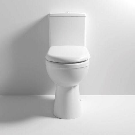 Ivo Comfort Height Close Coupled Toilet & Soft Close Seat
