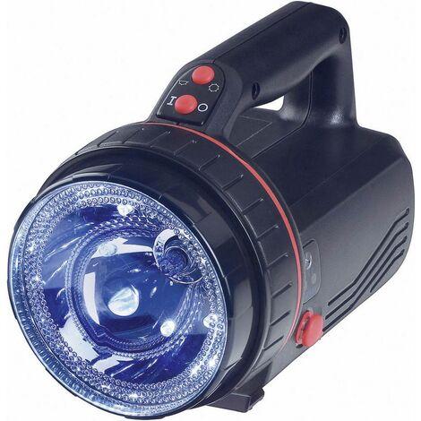 IVT Halogen, LED Akku-Handscheinwerfer LED & halogen lantern, DC jack PL-838LB C86217