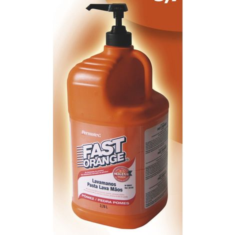 Jabon Lavamanos Citrico Fast Orange Permatex 3,78 Lt