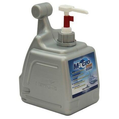 Jabón lavamanos Macrocream con dispensador