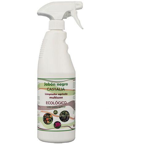 Jabón Negro Castalia listo para usar, 750 ml