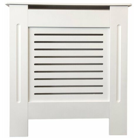 Jack Stonehouse Painted Radiator Cover White - Mini