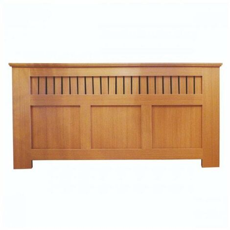 Jack Stonehouse Panel Oak Radiator Cover - Large