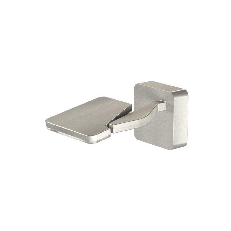Homemania - Jackie PANTONE Wandleuchte - PANTONE Wandleuchte - Quadratisch - Grau aus Aluminium, 10,5 x 20 x 8,5 cm, 1 x LED, 10W, 526lm, 3000K,