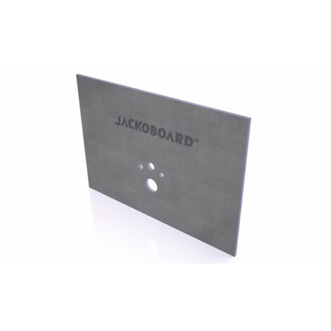Jackon Sabo Set de montage pour habillage de toilette susp. (4508472)