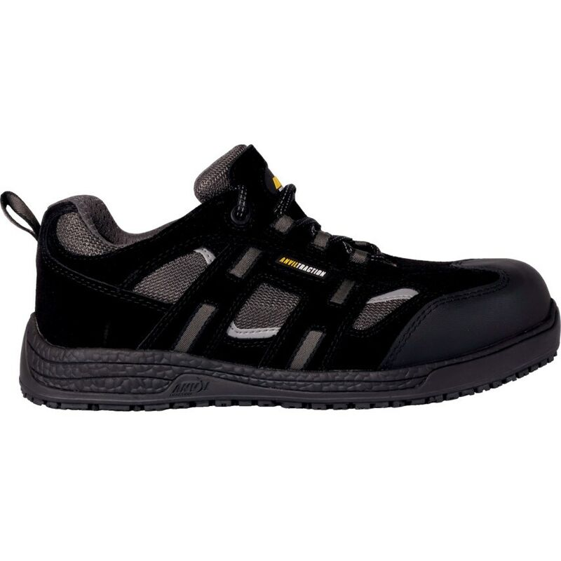 Image of Anvil Traction Jackson Slip Resistant Trainer Size 5