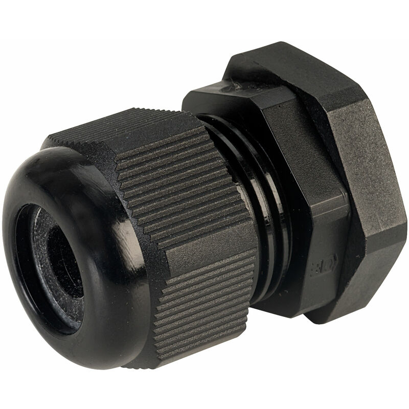Image of 50.620 PA/SW Compact M20 Cable Gland Black - Jacob