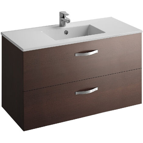 Jacob Delafon - Ensemble meuble avec plan vasque Ola