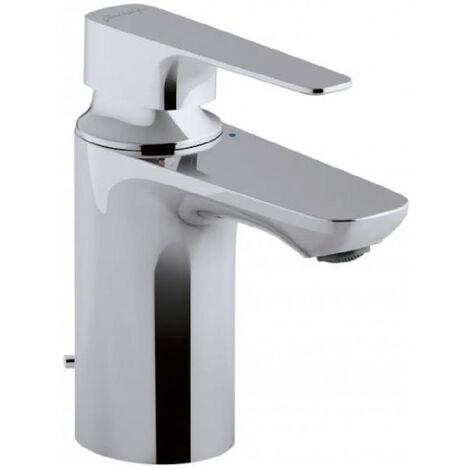 Jacob Delafon - Mitigeur lavabo Aleo+ chrome, avec systeme de vidage