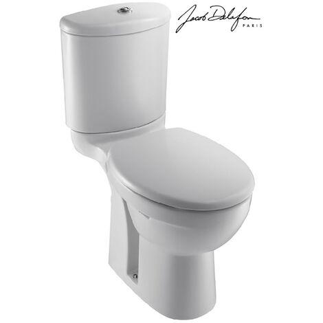 Jacob Delafon WC à poser Ekodo + abattant